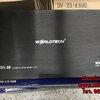เพาเวอร์แอมป์รถยนต์ คลาสดี 3000 W ยี้ห้อ WORLDTECH