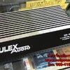 เพาเวอร์แอมป์รถยนต์ 4 CH 2500 W ยี้ห้อ ZULEX รุ่น ZR-600.4
