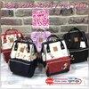 Anello x Walt Disney Mickey & Friends Limited Edition Japan Backpack เป็นการร่วมงานของ anello และวอล์ทดิสนีย์ ที่มาวาดลวดลายลงบนกระเป๋าเป็นตัวละครดิสนีย์ที่มีสีสันน่ารักสดใส วัสดุผ้าแคนวาส คงแบบฉบับที่ปากกระเป๋ามีโครง อีกหนึ่งคอลเลคชั่นที่ควรต้องมีไว้ครอบ