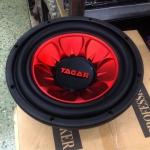 ลำโพงรถยนต์ ซับวูฟเฟอร์ 10 นิ้ว 1000W ว้อยคู่ แม่เหล็ก 1 ชั้น ยี้ห้อ TAGAR (จำนวน 2 ดอก)
