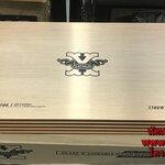 เพาเวอร์แอมป์รถยนต์ คลาสดี 3500 W ยี้ห้อ PLATINUM X