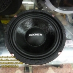 ลำโพงรถยนต์ เสียงกลาง 6.5 นิ้ว ยี้ห้อ ROCKKET (จำนวน 2 ดอก )