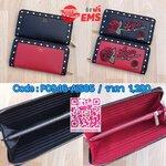 LYN Wallet Color : ดำ, แดง