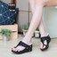 ประเภท : รองเท้าพียูเตารีด สวมนิ้วโป้ง ใส่สบายงานเรียบร้อยชับผ้านิ่มมาใหม่ค่ะ thumbnail 7