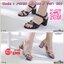 พร้อมส่ง รองเท้าคัทชู ส้นตันสไตล์ Maxi งานสวยเล่นดีเทล แพทเทิร์นพลางหน้าเท้า ส้นสูง 2.5นิ้ว ใส่สบาย หนังพียูนุ่มๆคะ thumbnail 1