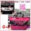 กระเป๋า Victoria's Secret ใบใหญ่ สามารถใส่เสื้อผ้าเดินทางได้ 1-2 วัน หรือจะใส่ไปฟิตเนสก็ได้นะคะ มีซิปรูดเปิดปิด หูกระเป๋าคาดตัวอักษร Pink เกร๋ๆ thumbnail 1