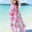 เสื้อผ้าแฟชั่นนำเข้า : ชุดเดรสยาว MAXIDRESS พร้อมส่ง พิ้นขาว ลายดอกสีชมพูหวาน ผ้าชีฟองเนื้อนิ่ม อย่างดี ใส่สบาย งานสวยเมือนแบบเลยค่ะ มีซับใน แฟชั่นมาใหม่สไตล์เกาหลี มาพร้อมสายรัดเข้ากับตัวชุดค่ะ *** ชุดนี้คนท้องใส่ได้จ้า thumbnail 4