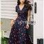 Lady Ribbon's Made Lady Beatrice Summer Cherries Printed Dress เดรสพิมพ์ลายเชอร์รี่สไตล์ซัมเมอร์ ลุคนี้สวยเก๋สุดๆ เป็นสไตล์ศัมเมอร์เลย สีสดใส แต่ไม่ฉูดฉาด พื้นผ้าเป็นสีน้ำเงินสด พิมพ์ลายเชอร์รี่สีแดงสดทั่วทั้งตัว ทรงเดรสเป็นแบบปาดข้าง ผูกโบที่เอว แบบ thumbnail 6