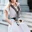 Seoul Secret Say's... Scarfy Whity A Shape Dress Material : เดรสเชิ้ตสีขาว เนื้อผ้าคอตตอนเนื้อสวยอย่างดี สวยเก๋ด้วยทรงเดรสเชิ้ต มีดีเทลเก๋ๆ รับ Autumn ด้วยผ้าพันคอพิมพ์แยกชิ้นได้นะคะ ลายสไตล์คลาสสิค เรียบเก๋ๆ ดูดีแบบมีคลาส เติมความเก๋ด้วยเข็มขัดและผ้ thumbnail 2