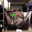 "Best Seller! Givenchy Black Soft Leather Shoulder Handbags (Limited edition!) กระเป๋าถือหรือสะพายพรีเมี่ยมของเเท้จาก ""Givenchy Perfume Counter"" วัสดุหนังนิ่มเรียบสีดำด้านหน้าปั้มโลโก้แบรนด์ GV ภายใน Polyester 100% สีดำสกรีนโลโก้สวยดูดี เปิดปิดด้ thumbnail 1"