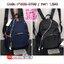ใหม่ล่าสุด เป้ทรงยอดฮิตจากเกาหลี จากแบรนด์ Berke ตัวกระเป๋าผ้าไนล่อนอย่างดีน้ำหนักเบามากค่า ตัวกระเป๋าดีไซน์ ให้มีช่องเก็บของได้เป็นสัดส่วน ทั้งด้านข้าง ด้านหน้าด้านหลัง เหมาะกับสาวๆ ที่ของเยอะใบนี้ ใบเดียวจุคุ้มคะ ความพิเศษ ช่องด้านหน้า จะมีช่องแยกใส่ มื thumbnail 1