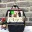 Anello x Walt Disney Mickey & Friends Limited Edition Japan Backpack เป็นการร่วมงานของ anello และวอล์ทดิสนีย์ ที่มาวาดลวดลายลงบนกระเป๋าเป็นตัวละครดิสนีย์ที่มีสีสันน่ารักสดใส วัสดุผ้าแคนวาส คงแบบฉบับที่ปากกระเป๋ามีโครง อีกหนึ่งคอลเลคชั่นที่ควรต้องมีไว้ครอบ thumbnail 16
