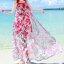 เสื้อผ้าแฟชั่นนำเข้า : ชุดเดรสยาว MAXIDRESS พร้อมส่ง พิ้นขาว ลายดอกสีชมพูหวาน ผ้าชีฟองเนื้อนิ่ม อย่างดี ใส่สบาย งานสวยเมือนแบบเลยค่ะ มีซับใน แฟชั่นมาใหม่สไตล์เกาหลี มาพร้อมสายรัดเข้ากับตัวชุดค่ะ *** ชุดนี้คนท้องใส่ได้จ้า thumbnail 3