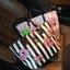 Don't Miss! พร้อมส่งความสวย Victoria's Secret Vintage Flower Print Shoulder Bag กระเป๋าสะพายสไตล์วินเทจจาก Victoria's Secret หนัง Saffiano (กันนำ้) สกรีนลายดอกไม้เปิดปิดด้วยซิป หัวซิปโลโก้ VS ด้านหน้าประดับตัวอักษร VS ภายในดำมีช่องซิปและช่อ thumbnail 2