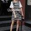 Seoul Secret Say's...Girly Zebra Stripe Knite Tie Eyelet Dress Material : เดรสลายริ้วเนื้อผ้าคอตตอลใส่แล้วดูหวานๆ เก๋น่ามอง งานสวยเก๋ด้วยลายริ้ว ทรงปล่อยสวยน่ารักมากคะ ดีเทลงานปักลายม้าลายมีมิติเก๋มากคะ ช่วงแขนเย็บต่อด้วยผ้าแขนระบายหวานๆ สาวๆ เติมด้ว thumbnail 10