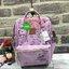Anello x Walt Disney Mickey & Friends Limited Edition Japan Backpack เป็นการร่วมงานของ anello และวอล์ทดิสนีย์ ที่มาวาดลวดลายลงบนกระเป๋าเป็นตัวละครดิสนีย์ที่มีสีสันน่ารักสดใส วัสดุผ้าแคนวาส คงแบบฉบับที่ปากกระเป๋ามีโครง อีกหนึ่งคอลเลคชั่นที่ควรต้องมีไว้ครอบ thumbnail 9