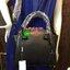 CHARLES & KEITH SMALL CITY BAG กระเป๋าถือหรือสะพาย ดีไซน์เรียบหรู วัสดุหนัง pu เรียบเงา หนังนิ่มตั้งอยู่ทรง ภายในมีช่องซิปและช่องเล็ก เปิดปิดด้วยซิปเดียว มาพร้อมสายสะพาย ปรับความยาวและถอดออกได้ หูสูง16cm ด้านใต้มีหมุดรองฐาน ตัวกระเป๋าแต่งtagโลหะหุ้มหนังสว thumbnail 10