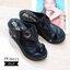 ประเภท : รองเท้าพียูเตารีด สวมนิ้วโป้ง ใส่สบายงานเรียบร้อยชับผ้านิ่มมาใหม่ค่ะ thumbnail 5