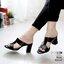 แนะนำรองเท้าส้นสูง Maxi ที่ใส่ละขายาวเรียว สวยลงตัว จบปัง สวยสั่งได้ถ้ามีคู่นี้เลย เรียบๆแต่ดูแพง หนังก็นิ่มมากจนรีวิวเพียบ thumbnail 5