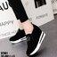มาเพิ่ม..ครบสี ครบไซส์... รองเท้าผ้าใบเสริมส้น งานนำเข้า100% วัสดุหนังสักหลาด ผ้าใบสไตล์เกาหลี ใส่ปุ๊ปสูงปั๊ป สาวๆร่างเล็กที่ต้องการ เสริมความสูงให้ดูสูงโปร่งได้ง่ายๆ ด้วยผ้าใบเสริมส้นน้ำหนักเบาใส่สบาย ด้านหน้าเสริม 0.5 นิ้ว เสริมในหลัง 1.5 นิ้ว เสริมหลัง thumbnail 7