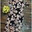 Luxurious Pink Embroidery Cut-Out Shoulder Dress เดรสงานปักดอกไม้ทั้งตัวสไตล์งานแบรนด์ค่ะ เนื้อผ้าปักลายดอกไม้ทั้งตัวบนเนื้อผ้าตาข่ายนุ่ม งานปักสวยหรูปักลายดอกไม้โทนสีชมพูตัดกับสีดำงานสวยโดดเด่นมากค่ะ ทรงคอตั้งสูง แขนเว้า เดรสทรงเข้ารูปสวย มีซับในให้พร้อม thumbnail 8