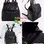 พร้อมส่งรุ่นใหม่ชนช็อป! ZARA Backpack Detailing on Flap กระเป๋าสะพายเป้รุ่นล่าสุดหนังสีดำอยู่ทรงสวยคลาสสิคจาก ZARA รุ่นนี้ดีไซน์สุดชิคตกแต่งดีเทลเก๋ๆที่ฝากระเป๋าไม่ซ้ำใครวัสดุแข็งแรงทนทานให้สัมผัสคล้ายหนังแท้ ขนาดกำลังดีสามารถใส่หนังสือเอกสาร A4 Notebook  thumbnail 10