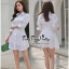 Smart Chic White Shirt Style Korea เดรสเชิตตัวยาวเนื้อผ้าคอตตอนสีขาวสวยงานแฟชั่นเกาหลีค่ะ เนื้อผ้าคอตตอนขาวสวยมาทรงเชิตคอปกแขนยาว ตกแต่งเชือกผูกไขว้ด้านข้างสวยเก๋มากค่ะ หน้าอกมีกระเป๋าเสื้อสองข้าง มีกระดุมผ่าหน้า เชิตใส่แบบเข้ารูปก็ได้ หรือปล่อยพลางหุ่นก็ thumbnail 5