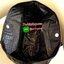 "Best Seller! Givenchy Black Soft Leather Shoulder Handbags (Limited edition!) กระเป๋าถือหรือสะพายพรีเมี่ยมของเเท้จาก ""Givenchy Perfume Counter"" วัสดุหนังนิ่มเรียบสีดำด้านหน้าปั้มโลโก้แบรนด์ GV ภายใน Polyester 100% สีดำสกรีนโลโก้สวยดูดี เปิดปิดด้ thumbnail 9"