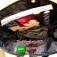 "Best Seller! Givenchy Black Soft Leather Shoulder Handbags (Limited edition!) กระเป๋าถือหรือสะพายพรีเมี่ยมของเเท้จาก ""Givenchy Perfume Counter"" วัสดุหนังนิ่มเรียบสีดำด้านหน้าปั้มโลโก้แบรนด์ GV ภายใน Polyester 100% สีดำสกรีนโลโก้สวยดูดี เปิดปิดด้ thumbnail 8"