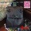 พร้อมส่งรุ่นใหม่ชนช็อป! ZARA Backpack Detailing on Flap กระเป๋าสะพายเป้รุ่นล่าสุดหนังสีดำอยู่ทรงสวยคลาสสิคจาก ZARA รุ่นนี้ดีไซน์สุดชิคตกแต่งดีเทลเก๋ๆที่ฝากระเป๋าไม่ซ้ำใครวัสดุแข็งแรงทนทานให้สัมผัสคล้ายหนังแท้ ขนาดกำลังดีสามารถใส่หนังสือเอกสาร A4 Notebook  thumbnail 1