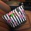 Don't Miss! พร้อมส่งความสวย Victoria's Secret Vintage Flower Print Shoulder Bag กระเป๋าสะพายสไตล์วินเทจจาก Victoria's Secret หนัง Saffiano (กันนำ้) สกรีนลายดอกไม้เปิดปิดด้วยซิป หัวซิปโลโก้ VS ด้านหน้าประดับตัวอักษร VS ภายในดำมีช่องซิปและช่อ thumbnail 10