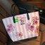Don't Miss! พร้อมส่งความสวย Victoria's Secret Vintage Flower Print Shoulder Bag กระเป๋าสะพายสไตล์วินเทจจาก Victoria's Secret หนัง Saffiano (กันนำ้) สกรีนลายดอกไม้เปิดปิดด้วยซิป หัวซิปโลโก้ VS ด้านหน้าประดับตัวอักษร VS ภายในดำมีช่องซิปและช่อ thumbnail 16