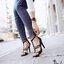 "GIVENCHY SHOES Style Givenchy ส้นสูงดีไซน์เรียบหรู ดูคลาสสิค ซิปหลัง เพิ่มดีเทลโซ่ทอง Sexy สูง4"" กำลังดี ใส่แล้วดูโปร่งสูงเท้าเรียบสวย ใส่ออกงานได้เลยค่ะ หรือจะใส่กับยีนส์ก้อลงตัว เท่ห์ๆ ห้ามพลาดนะคะ ฟ thumbnail 2"