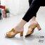 แนะนำรองเท้าส้นสูง Maxi ที่ใส่ละขายาวเรียว สวยลงตัว จบปัง สวยสั่งได้ถ้ามีคู่นี้เลย เรียบๆแต่ดูแพง หนังก็นิ่มมากจนรีวิวเพียบ thumbnail 2