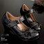 งานเกรดเอสุดฮอท มาเพิ่มครบสีอีกลอท รองเท้าคัชชู หนังแกะงานหนังแท้ 100% บ่งบอกถึงความหรูหรา นิ่มใส่สบาย งานคุณภาพนำเข้า เก็บรายละเอียดเป้ะมาก สมฐานะสุดๆ รองเท้าสุขภาพ (สีดูจากรูปสินค้าจริงนะคะ) thumbnail 5