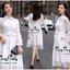 Grandiose White Cotton Long Shirt Style Korea เดรสเชิตตัวยาวสีขาวสไตล์เกาหลีค่ะ เนื้อผ้าเชิตคอตตอนเนื้อดี ผสมผสานกับผ้าชีฟองสุดหรูนุ่มลื่นใส่สบายผิวค่ะ ทรงเดรสเป็นเชิตคอปก กระดุมหน้า ช่วงแขนยาวตัดต่อด้วยผ้าชีฟองซีทรูสวยหรูมากค่ะ ชายตัวเดรสนำผ้าชีฟองมาตัดต thumbnail 10