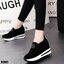 มาเพิ่ม..ครบสี ครบไซส์... รองเท้าผ้าใบเสริมส้น งานนำเข้า100% วัสดุหนังสักหลาด ผ้าใบสไตล์เกาหลี ใส่ปุ๊ปสูงปั๊ป สาวๆร่างเล็กที่ต้องการ เสริมความสูงให้ดูสูงโปร่งได้ง่ายๆ ด้วยผ้าใบเสริมส้นน้ำหนักเบาใส่สบาย ด้านหน้าเสริม 0.5 นิ้ว เสริมในหลัง 1.5 นิ้ว เสริมหลัง thumbnail 8