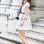 Seoul Secret Say's... Scarfy Whity A Shape Dress Material : เดรสเชิ้ตสีขาว เนื้อผ้าคอตตอนเนื้อสวยอย่างดี สวยเก๋ด้วยทรงเดรสเชิ้ต มีดีเทลเก๋ๆ รับ Autumn ด้วยผ้าพันคอพิมพ์แยกชิ้นได้นะคะ ลายสไตล์คลาสสิค เรียบเก๋ๆ ดูดีแบบมีคลาส เติมความเก๋ด้วยเข็มขัดและผ้ thumbnail 5