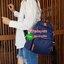 ใหม่ล่าสุด เป้ทรงยอดฮิตจากเกาหลี จากแบรนด์ Berke ตัวกระเป๋าผ้าไนล่อนอย่างดีน้ำหนักเบามากค่า ตัวกระเป๋าดีไซน์ ให้มีช่องเก็บของได้เป็นสัดส่วน ทั้งด้านข้าง ด้านหน้าด้านหลัง เหมาะกับสาวๆ ที่ของเยอะใบนี้ ใบเดียวจุคุ้มคะ ความพิเศษ ช่องด้านหน้า จะมีช่องแยกใส่ มื thumbnail 7