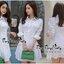 Smart Chic White Shirt Style Korea เดรสเชิตตัวยาวเนื้อผ้าคอตตอนสีขาวสวยงานแฟชั่นเกาหลีค่ะ เนื้อผ้าคอตตอนขาวสวยมาทรงเชิตคอปกแขนยาว ตกแต่งเชือกผูกไขว้ด้านข้างสวยเก๋มากค่ะ หน้าอกมีกระเป๋าเสื้อสองข้าง มีกระดุมผ่าหน้า เชิตใส่แบบเข้ารูปก็ได้ หรือปล่อยพลางหุ่นก็ thumbnail 8
