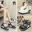 New!!Shoes2018 รองเท้าเตารีดแฟชั่น สไตล์เกาหลี สวยหนักมว๊ากกก วัสดุพียูอย่างดีน้ำหนักเบา ทรงสวยตลอดกาล แต่ง3โทนสี ตะขอเกี่ยวใส่ง่าย กันน้ำกันฝนได้สบาย จับแมทกับชุดไหนก็เป๊ะปัง สาวๆรีบคว้าด่วนเลยค่า!!! thumbnail 10