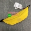 New !!! Kipling female banana bag กระเป๋าเอนกประสงค์ รูปทรงกล้วย ถือชิวๆ ใส่ปากกา ของจุกจิก ได้เยอะพอประมานค่ะ หรือจะพกติดใส่กับกระเป๋าสะพายก็ไม่เลวทีเดียวจ้าา 💕รุ่นหายากนะจ้ะสาวๆ ต้องมีไว้สักใบนะค่ะ💕 thumbnail 2
