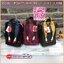 Mis Zapatos Nylon Backpack แบรนด์มาแรงของประเทศญี่ปุ่นที่ขายดีติดอันดับในหมู่วัยรุ่น รุ่นนี้วัสดุเป็น Nylon hi-quality เนื้อนุ่มและหนา ภาพบนตัวกระเป๋าเป็นงานปัก ตัวกระเป๋ากว้างและลึก ด้านหลังและภายในมีช่องแยกเป็นสัดส่วน พร้อมสายสะพายข้าง 1เส้น สามารถเป็นไ thumbnail 1