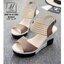 พร้อมส่ง… รองเท้าแฟชั่นนำเข้าส้นเตารีดสไตล์เกาหลี สวยหนักมว๊ากกก... รองเท้าแฟชั่นนำเข้าส้นเตารีดสไตล์เกาหลี วัสดุหนังกลับ ผสม pu อย่างดี น้ำหนักเบา ทรงสวย แต่ง 2 โทนสี เพิ่มความเก๋ส์ ด้วยที่รัดข้อแบบใหญ่ตาข่าย ตะขอเกี่ยวใส่ง่าย match ได้กับทุกชุด บอกเลยคู thumbnail 12