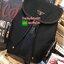 Don't Miss! Best Seller! PRADA DRAWSTRING BACKPACK กระเป๋าเป้ Gift With Purchase พรีเมี่ยมกิ้ฟจากเคาน์เตอร์ต่างประเทศรุ่น Limited edition วัสดุ Nylon เนื้อหนาคุณภาพดีตามแบบฉบับของแบรนด์ ขนาดใหญ่กำลังดี น้ำหนักเบา ด้านหน้ามีโลโก้แบรนด์อะไหล่ทองหรู มีช thumbnail 2