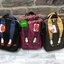 Mis Zapatos Nylon Backpack แบรนด์มาแรงของประเทศญี่ปุ่นที่ขายดีติดอันดับในหมู่วัยรุ่น รุ่นนี้วัสดุเป็น Nylon hi-quality เนื้อนุ่มและหนา ภาพบนตัวกระเป๋าเป็นงานปัก ตัวกระเป๋ากว้างและลึก ด้านหลังและภายในมีช่องแยกเป็นสัดส่วน พร้อมสายสะพายข้าง 1เส้น สามารถเป็นไ thumbnail 2