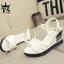 New!!Shoes2018 รองเท้าเตารีดแฟชั่น สไตล์เกาหลี สวยหนักมว๊ากกก วัสดุพียูอย่างดีน้ำหนักเบา ทรงสวยตลอดกาล แต่ง3โทนสี ตะขอเกี่ยวใส่ง่าย กันน้ำกันฝนได้สบาย จับแมทกับชุดไหนก็เป๊ะปัง สาวๆรีบคว้าด่วนเลยค่า!!! thumbnail 9