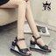 New!!Shoes2018 รองเท้าเตารีดแฟชั่น สไตล์เกาหลี สวยหนักมว๊ากกก วัสดุพียูอย่างดีน้ำหนักเบา ทรงสวยตลอดกาล แต่ง3โทนสี ตะขอเกี่ยวใส่ง่าย กันน้ำกันฝนได้สบาย จับแมทกับชุดไหนก็เป๊ะปัง สาวๆรีบคว้าด่วนเลยค่า!!! thumbnail 4