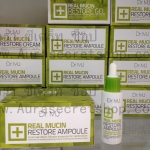 Dr mj serum เซรั่มหอยทาก Dr.mj Real Mucin Restore Ampoule (30 ml.)