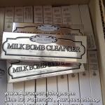 Hybeauty Milk Bomb Cleanser ไฮบิวตี้ มิลค์ บอม คลีนเซอร์ โฟมล้างหน้าโปรตีนนม ราคาถูก ขายส่ง ของแท้